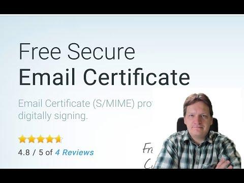 E-Mail Signieren und verschlüsseln unter macOS und iOS