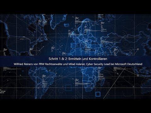DSGVO umsetzen mit Microsoft - Schritt 1 & 2: Ermitteln und Kontrollieren | Microsoft