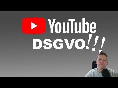 Youtube Videos einbinden nach DSGVO in Blogs und Webseiten