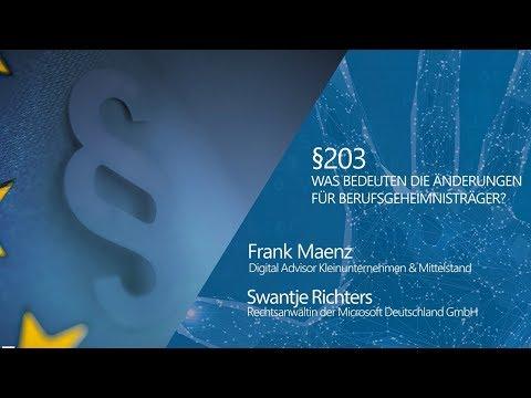 DSGVO – Unternehmens- und Fallbeispiele aus der Beratungspraxis | Microsoft