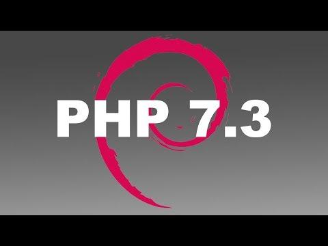 Wie sie PHP 7.3 auf Debian 8 / Debian 9 Installieren