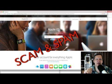 Wie erkennen Sie iCloud Fake Rechnungen und Spam / Scam E-Mails