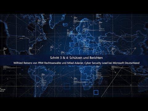 DSGVO umsetzen mit Microsoft - Schritt 3 & 4: Schützen und Berichten | Microsoft