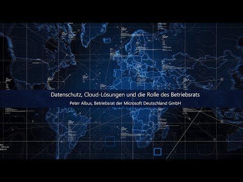 Datenschutz, Cloud-Lösungen und die Rolle des Betriebsrats | Microsoft