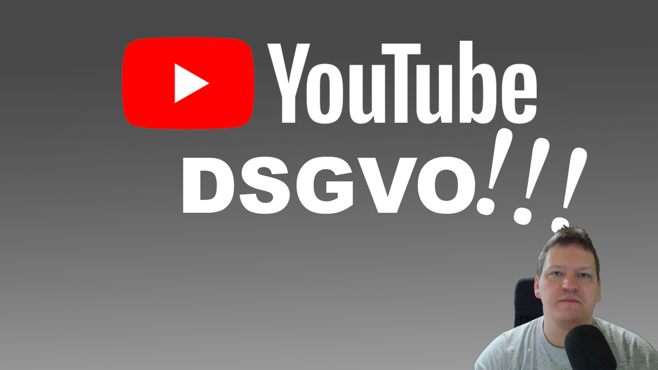 Youtube-DSGVO