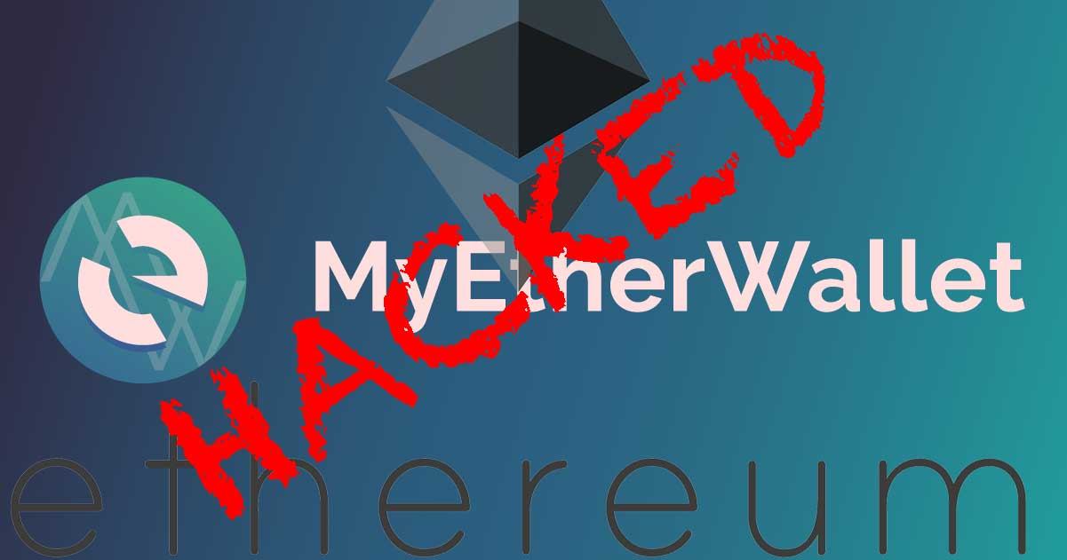 Myetherwallet Hacked